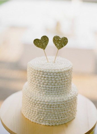 DIY Wedding Cake Toppers! - Ethical Bride