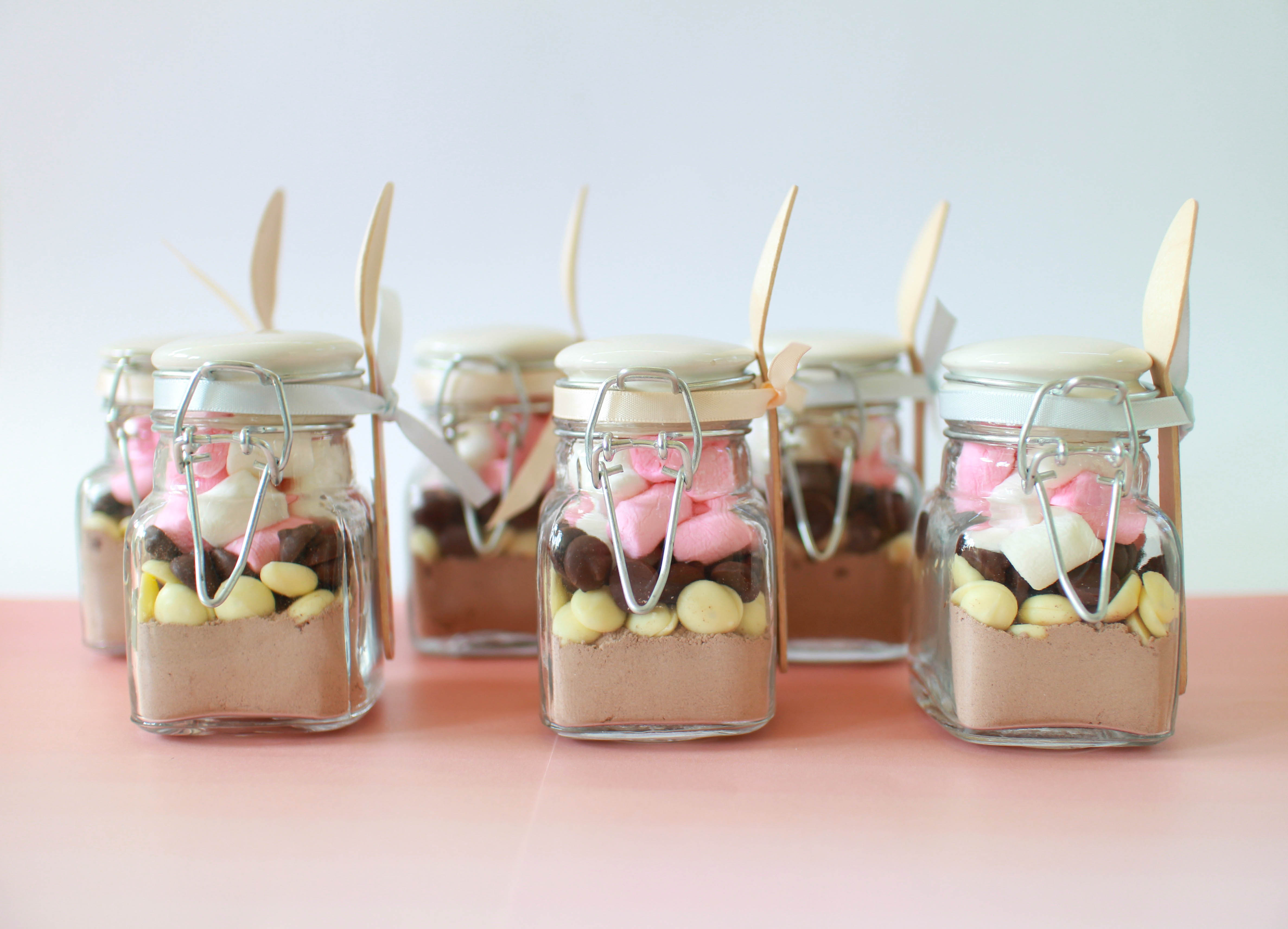 Cute Diy Wedding Favours Ethical Bride