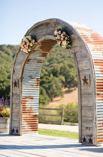Tips for a Rustic Themed Wedding Ethical Bride