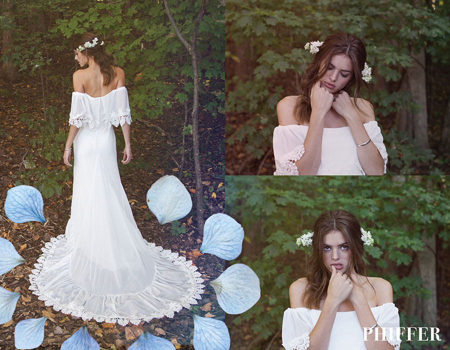 Daughters of Simone Ethical Wedding Dress