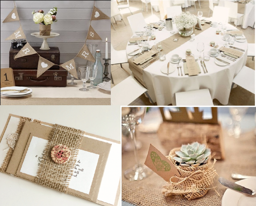 Use Recycled Household Materials To Style Your Wedding Ethical Bride
